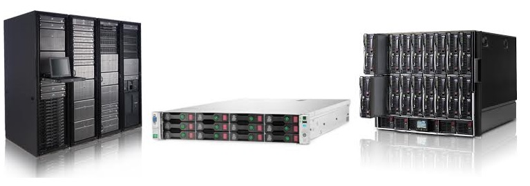 HP-Rack-Blade-Server-Systems