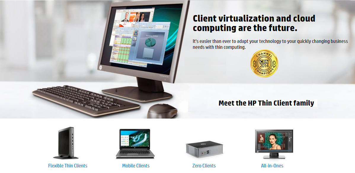 HP-Thin-Clients