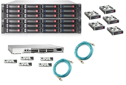 HP SAN P2000 - سرور, سرور hp, hp سرور, G9, سرورمHP , هاردHP, اورجينال, قيمت,